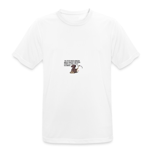 Comicità - Maglietta da uomo traspirante