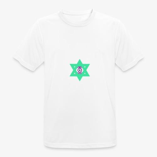 Star eye - Men's Breathable T-Shirt