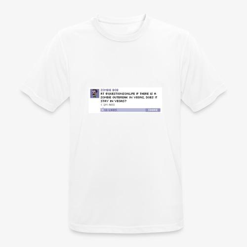 från en av mina gmmla appar - Andningsaktiv T-shirt herr