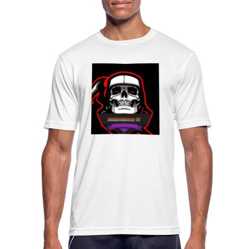 DerMagier432YT Shop - Männer T-Shirt atmungsaktiv