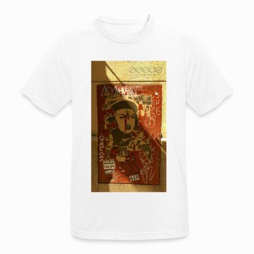 pasionaria madrid - Men's Breathable T-Shirt