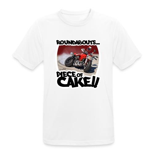 Ducati Monster Skidding - Camiseta hombre transpirable