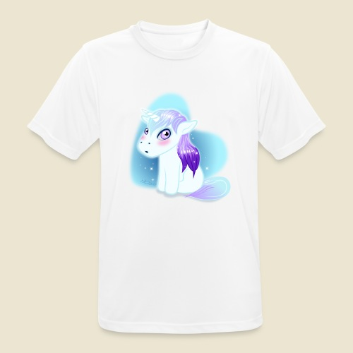 Licorne n°2 - T-shirt respirant Homme