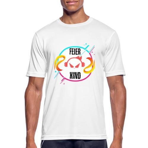 Feierkind - Männer T-Shirt atmungsaktiv