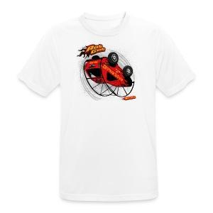 RollGolf - mannen T-shirt ademend