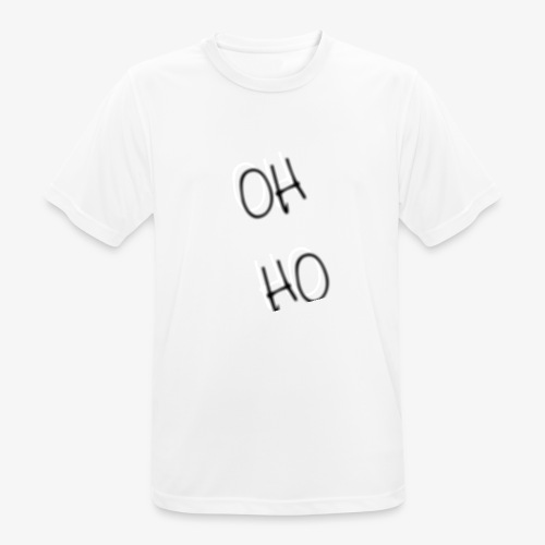 OH HO - Men's Breathable T-Shirt