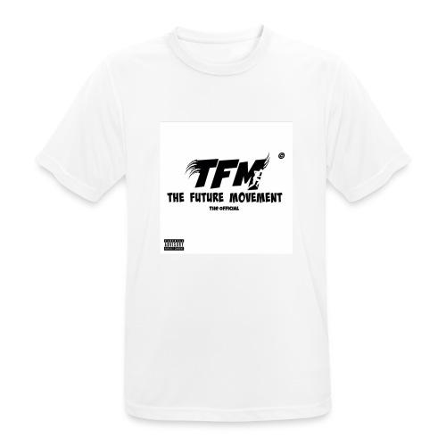 The Future Movement - Mannen T-shirt ademend actief