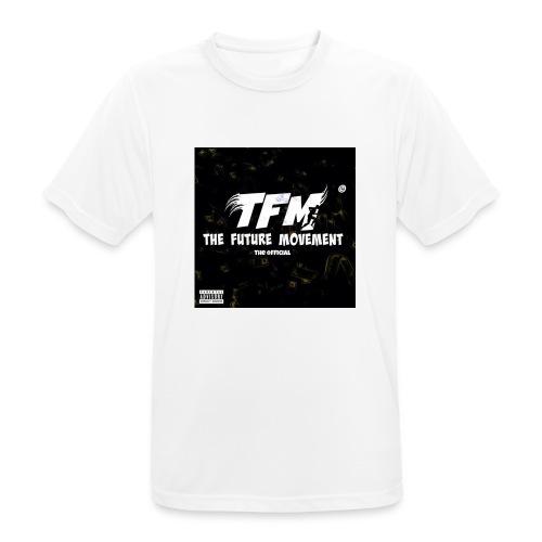 The Future Movement (black) - Mannen T-shirt ademend actief