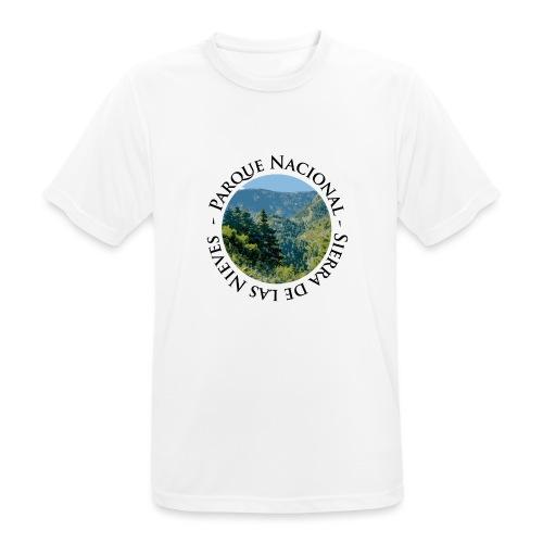Parque Nacional Sierra de las Nieves - Camiseta hombre transpirable