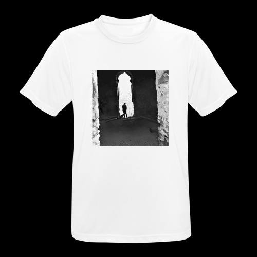 Misted Afterthought - Men's Breathable T-Shirt