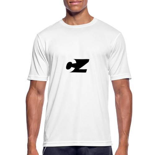 CZ X GEOMETRICAL FOX 2.0 - Camiseta hombre transpirable