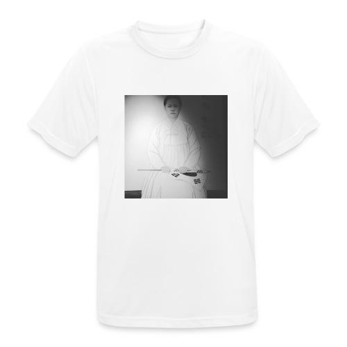 Political activist archetypal pictures - Men's Breathable T-Shirt