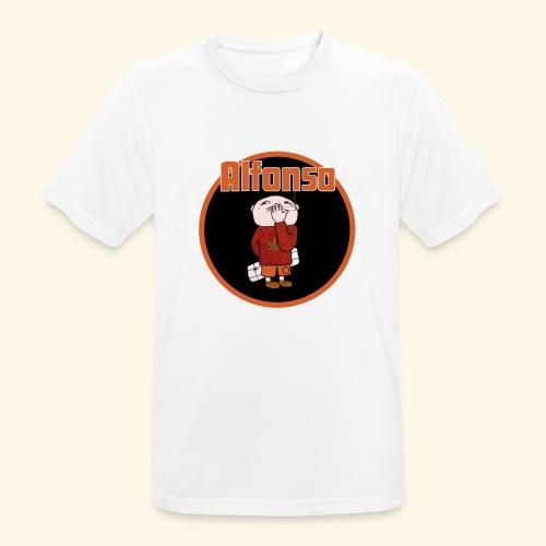Alfonso - Andningsaktiv T-shirt herr