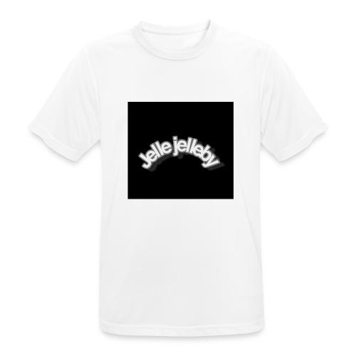 JELLE JELLEBY - Mannen T-shirt ademend