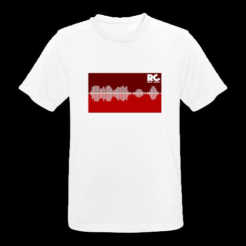 Amplitude Edition - Männer T-Shirt atmungsaktiv