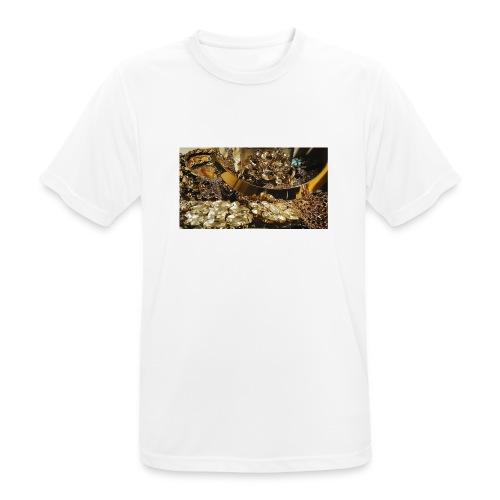 Gold - T-shirt respirant Homme
