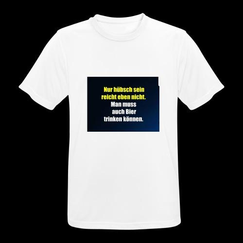 Bierlovers - Männer T-Shirt atmungsaktiv