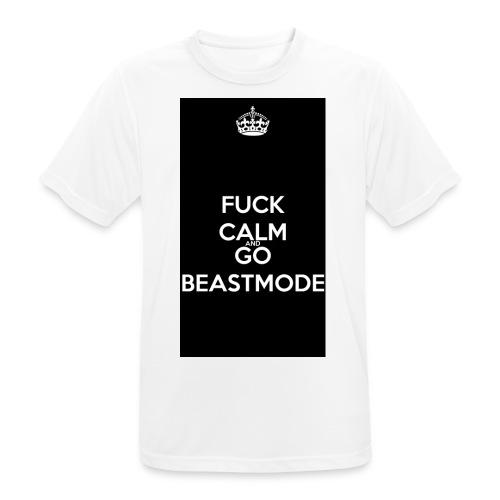 Go Beast-Mode - Men's Breathable T-Shirt