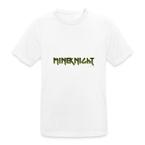 MineKnight T-shirt - Andningsaktiv T-shirt herr