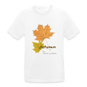 Streetworker art by Marcello Luce - autumn 2018 - Männer T-Shirt atmungsaktiv