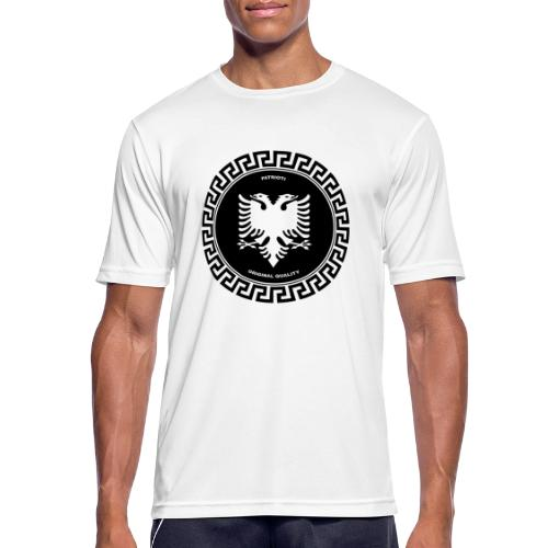 Patrioti Medusa - Männer T-Shirt atmungsaktiv