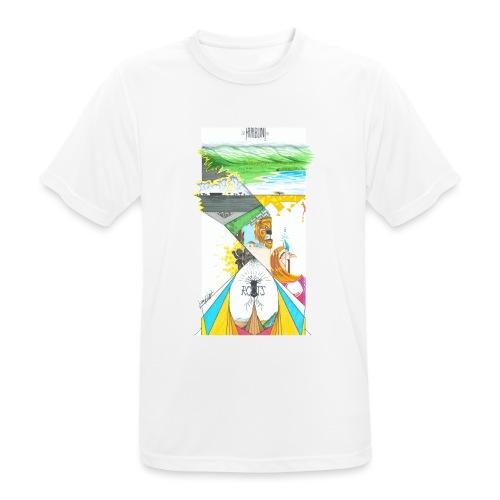 KARIBUNI - Men's Breathable T-Shirt