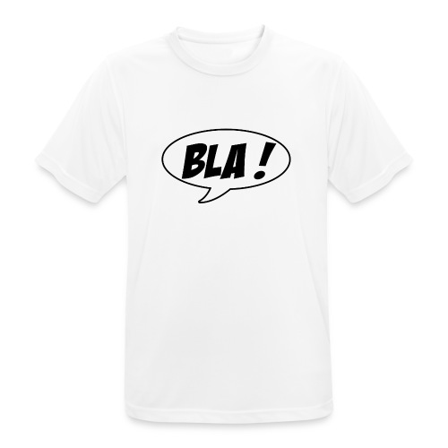 Bla - Men's Breathable T-Shirt