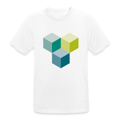 Cube - Männer T-Shirt atmungsaktiv