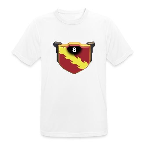 ESCUDO-01 - Camiseta hombre transpirable