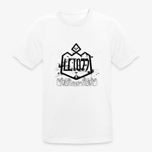 Support - Männer T-Shirt atmungsaktiv