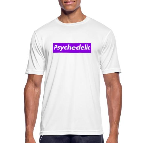 psychedelic - Men's Breathable T-Shirt
