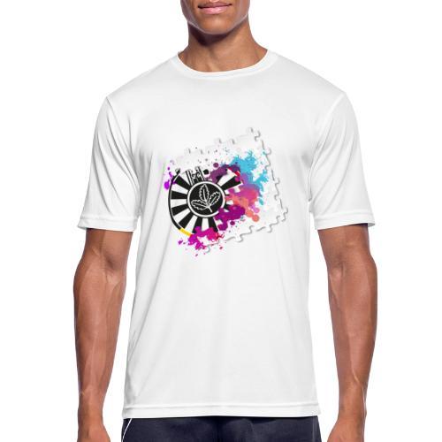Puzzle rt - Männer T-Shirt atmungsaktiv