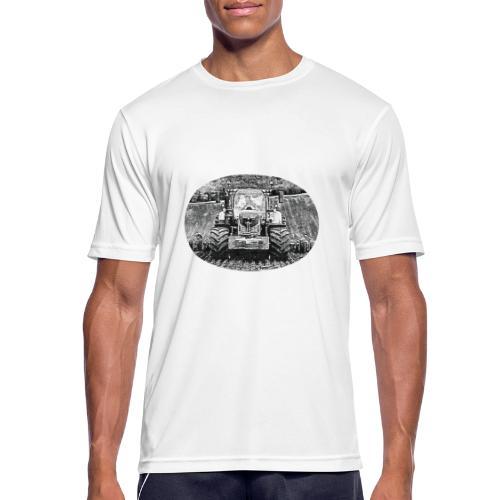 Ackerschlepper - Männer T-Shirt atmungsaktiv