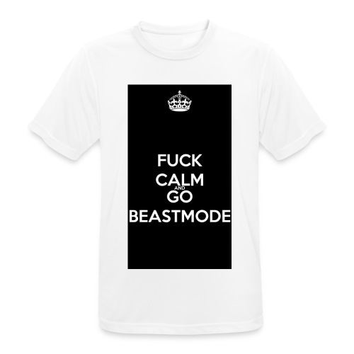 Go Beast-Mode - Men's Breathable T-Shirt