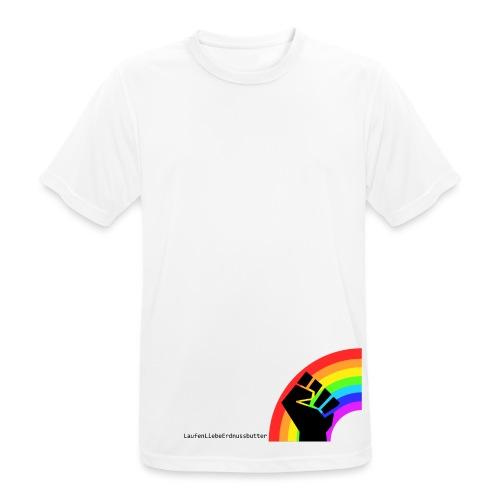 Rainbow! - Männer T-Shirt atmungsaktiv