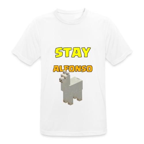 Stay alfonso - Maglietta da uomo traspirante
