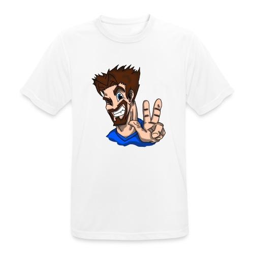 PC Archangel Poloshirt - Männer T-Shirt atmungsaktiv