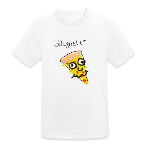 spaghetti - Mannen T-shirt ademend actief