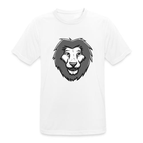 Löwensmile - Männer T-Shirt atmungsaktiv
