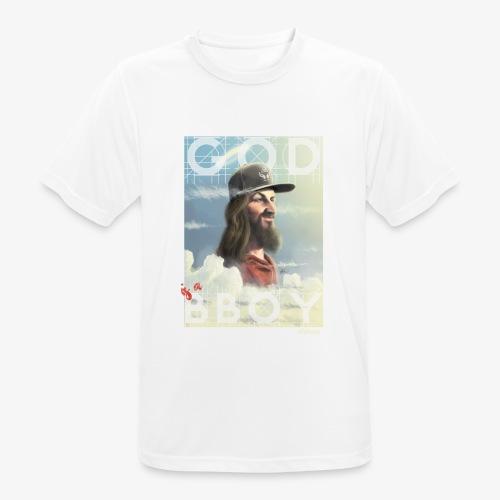 bboy - Camiseta hombre transpirable