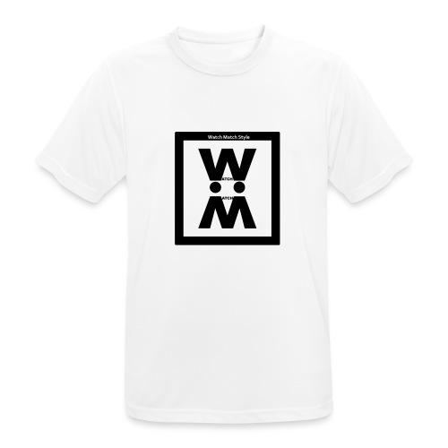 PICTURE WATCH MATCH STYLE - Maglietta da uomo traspirante