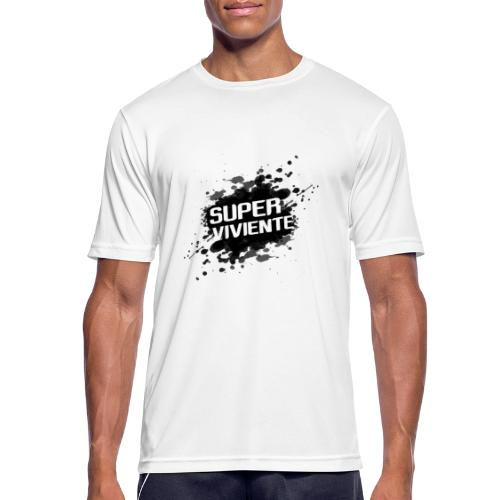 Superviviente - Camiseta hombre transpirable