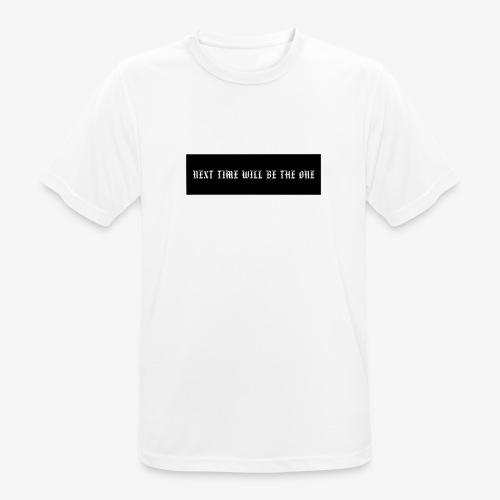 NEXT TIME - T-shirt respirant Homme