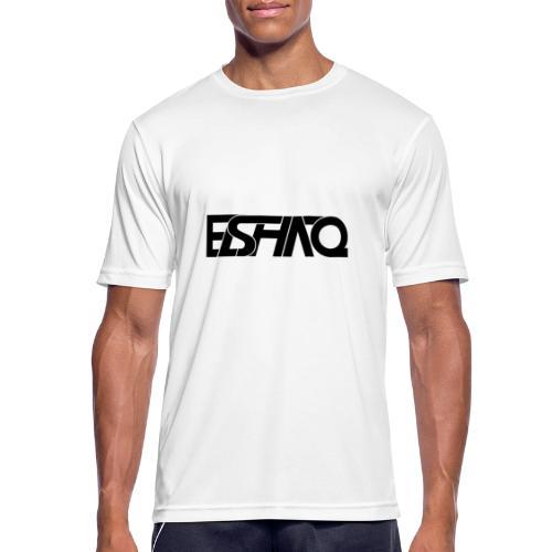 elshaq black - Men's Breathable T-Shirt