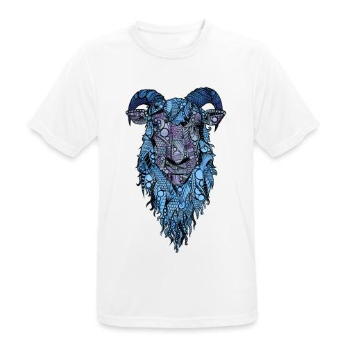 Sau - Pustende T-skjorte for menn