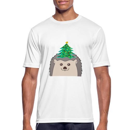 Hedtree - Männer T-Shirt atmungsaktiv