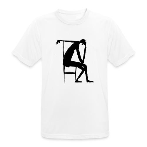 Franz Kafka - Der Denker - Männer T-Shirt atmungsaktiv