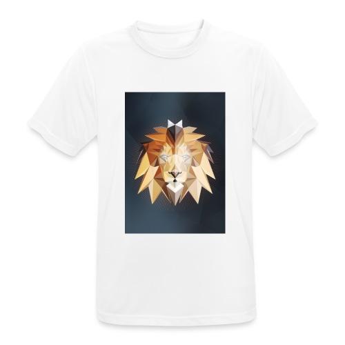 Polygon Lion - Männer T-Shirt atmungsaktiv
