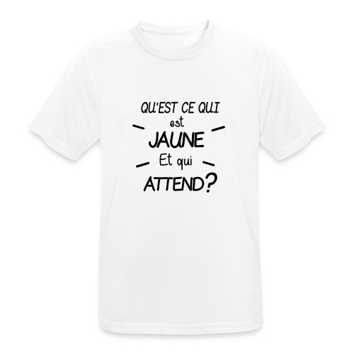 Edition Limitée Jonathan - T-shirt respirant Homme