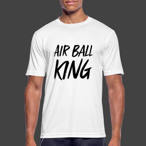 Air Ball King - Männer T-Shirt atmungsaktiv